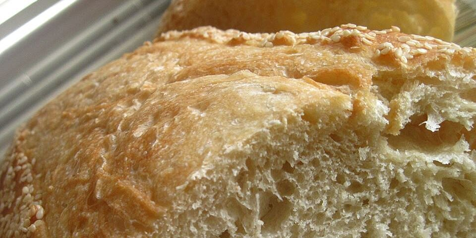 sweet honey french bread recipe