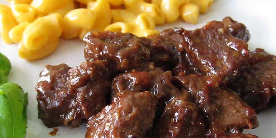 the best no mushroom beef tips recipe