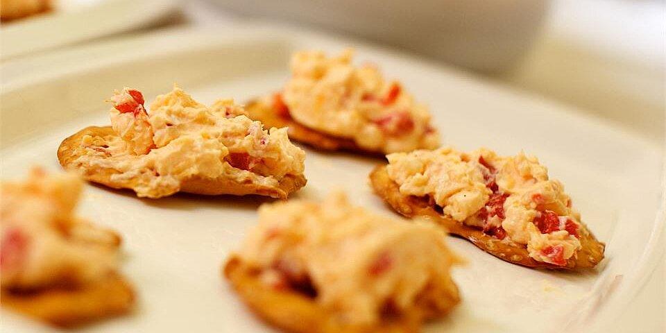 creamy pimento cheese recipe