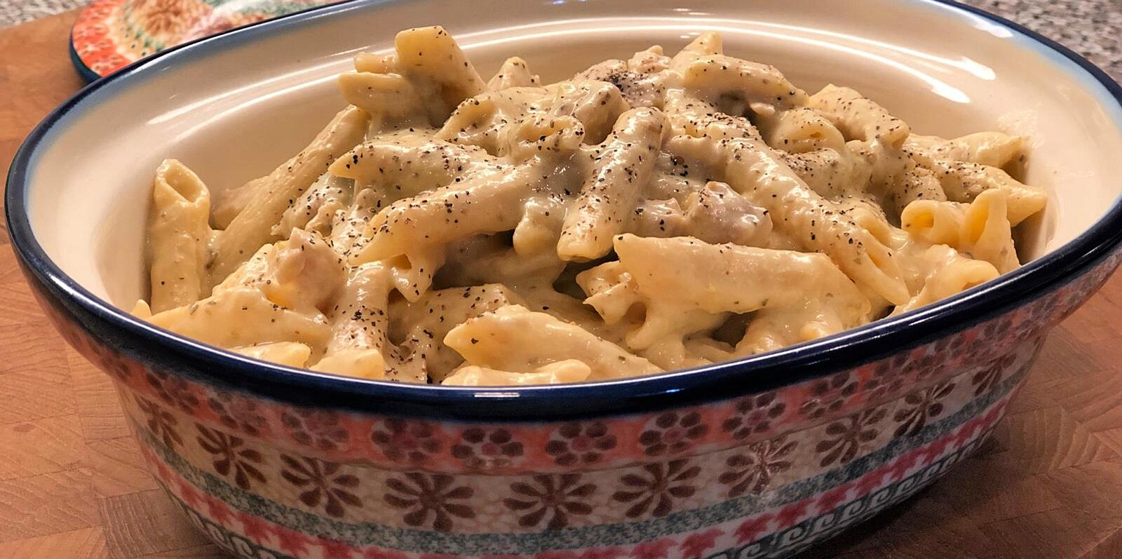 instant pot creamy chicken and leek alfredo recipe