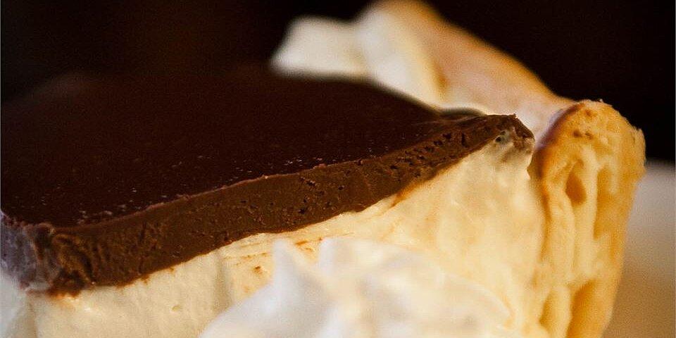 eclair cake with chocolate ganache recipe