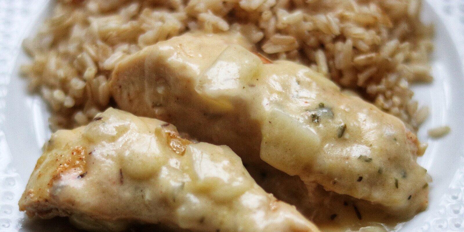 instant pot lemon garlic chicken recipe