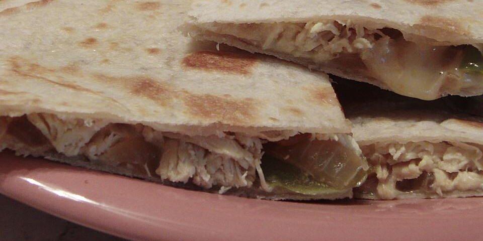 quesadillas on the bbq recipe
