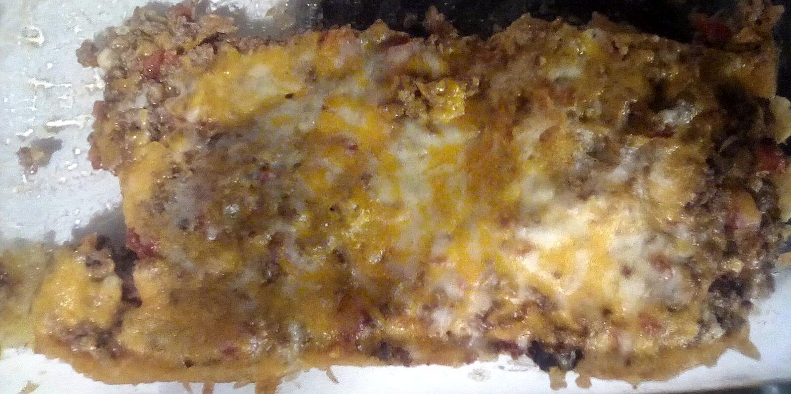 1 dish taco bake recipe