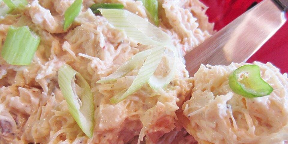 crab n shrimp dip recipe