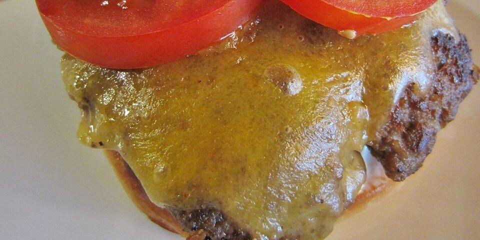 bronco burger recipe
