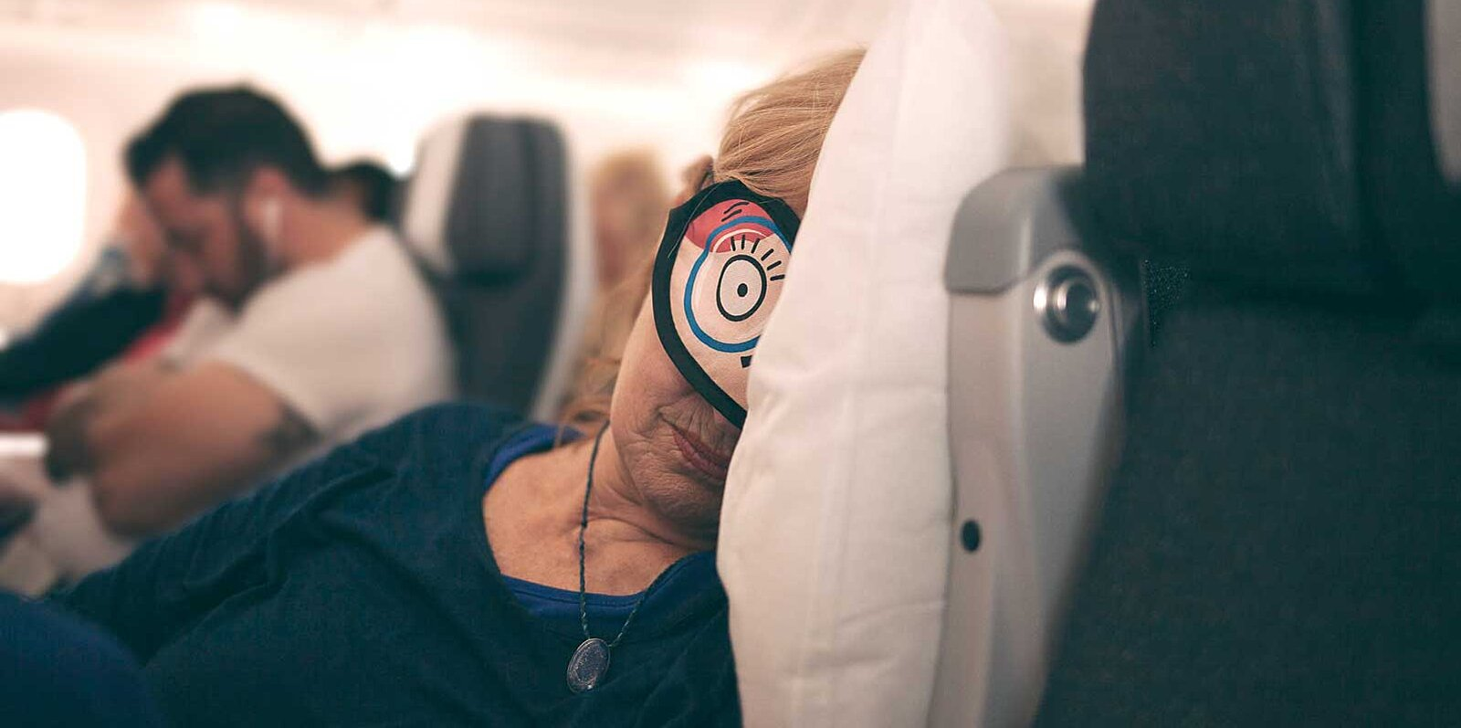 Why You Should Never Sleep Through Takeoff or Landing