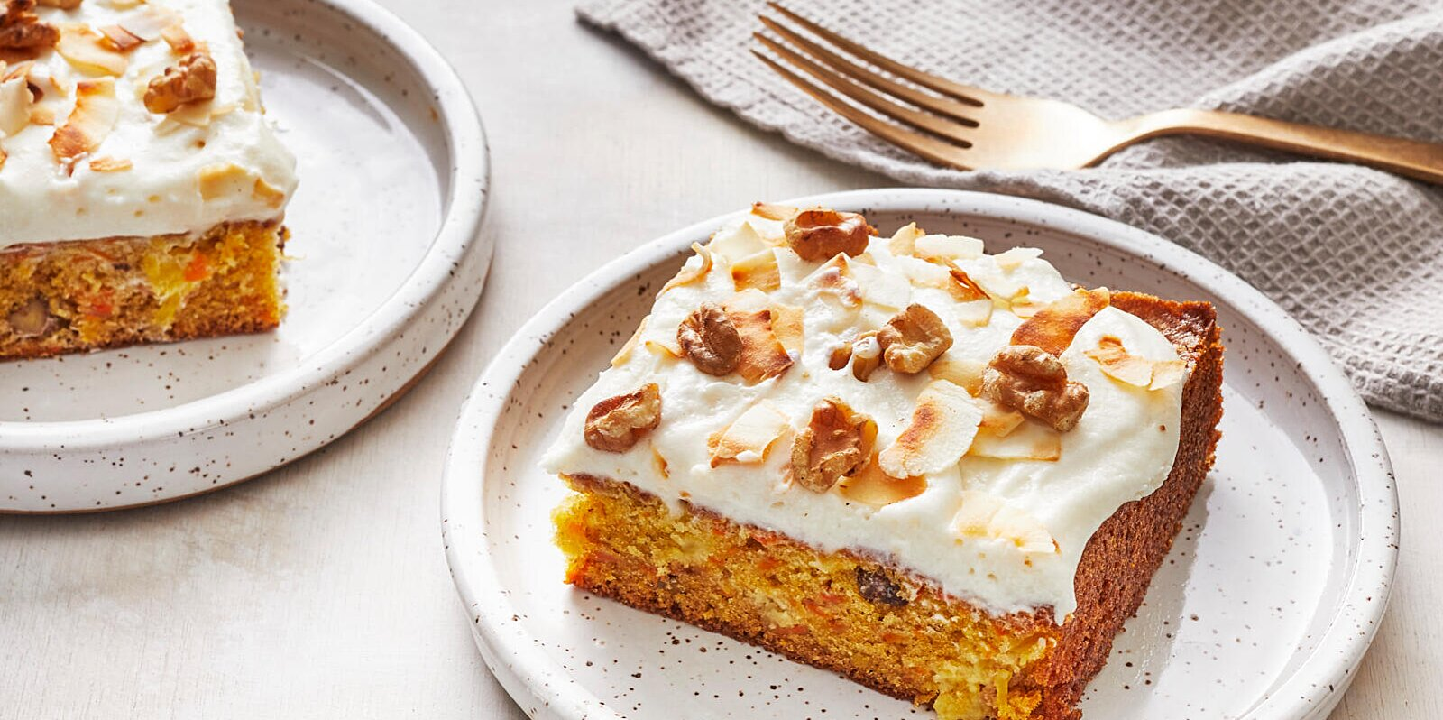 Carrot Cake Bars Recipe