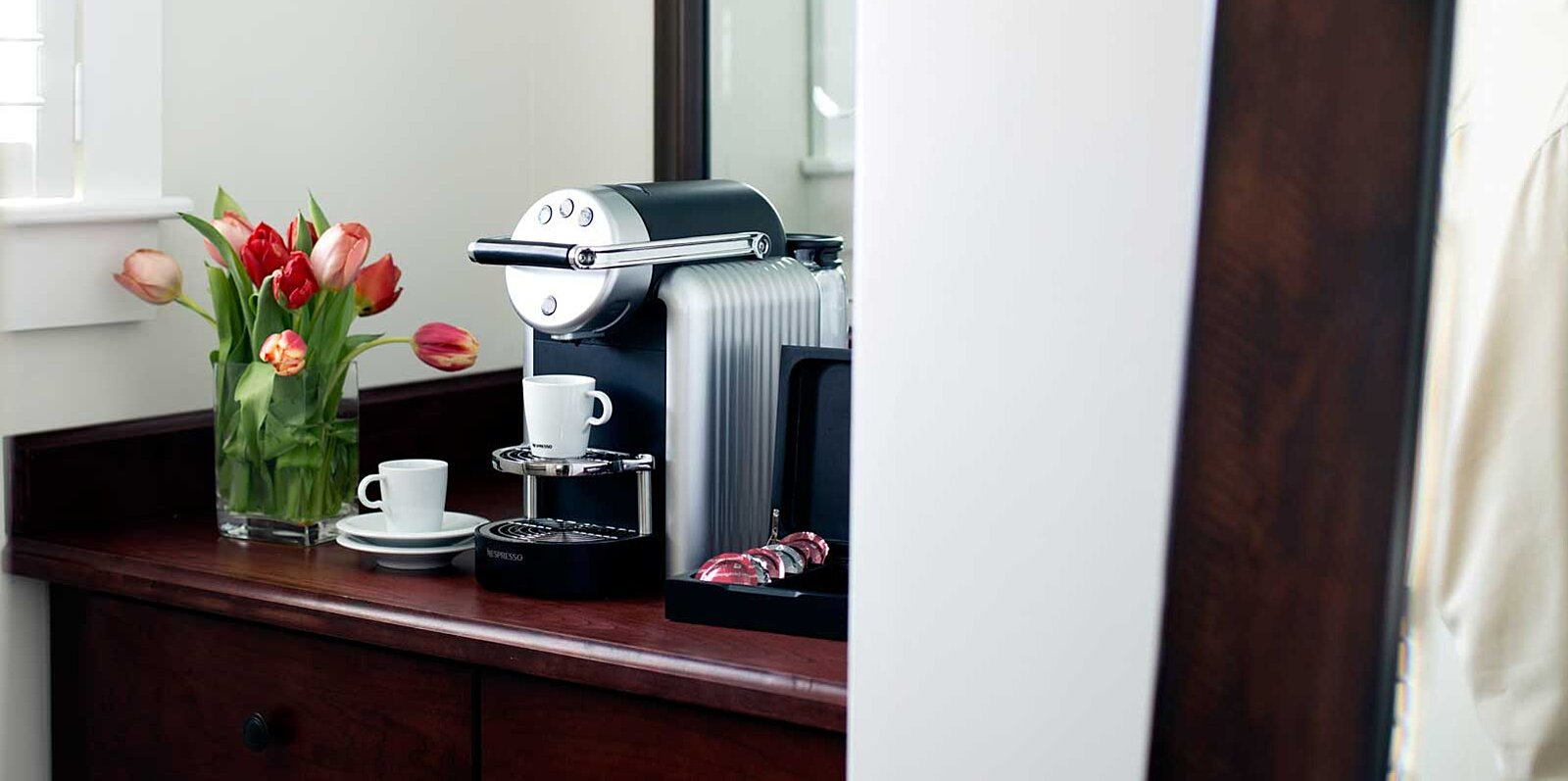 Why You Might Not Want to Use That Hotel Room Coffee Maker   Travel +  Leisure