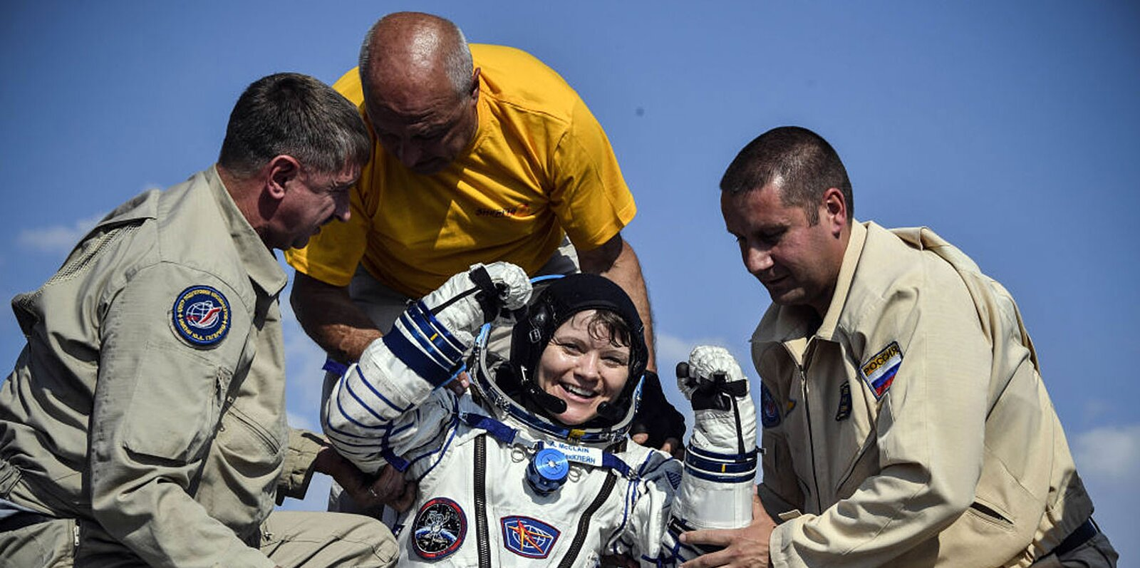 NASA Astronaut Accused of Hacking Estranged Spouse's Bank Account From Space