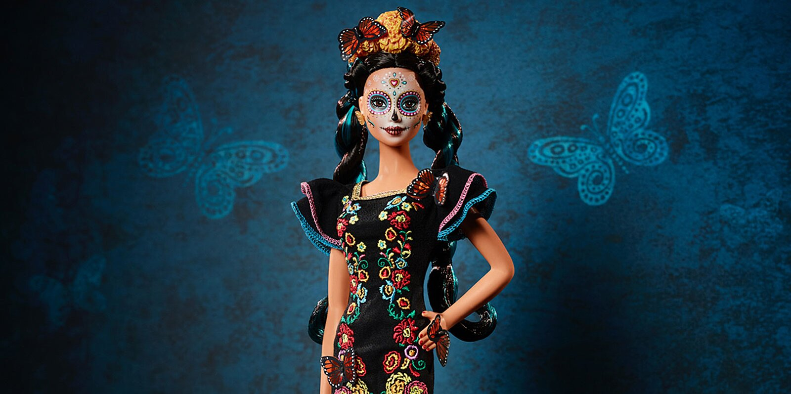 A Day of the Dead Barbie Will Reportedly Be Released Ahead of the Mexican Holiday