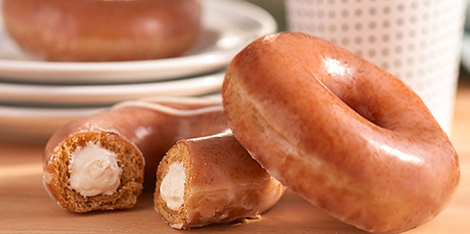 Krispy Kreme Will Let You Trade in Subpar Pumpkin Spice Products for a Doughnut