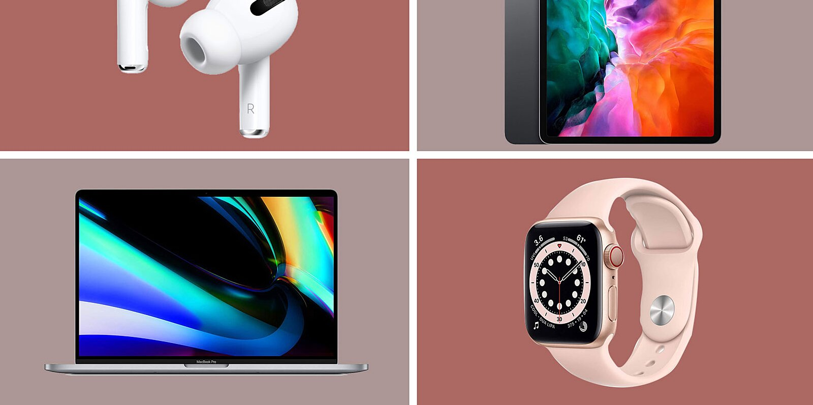 AirPods and Apple Watches Are at Nearly Record-low Prices for Black Friday — Plus More Great Apple Deals