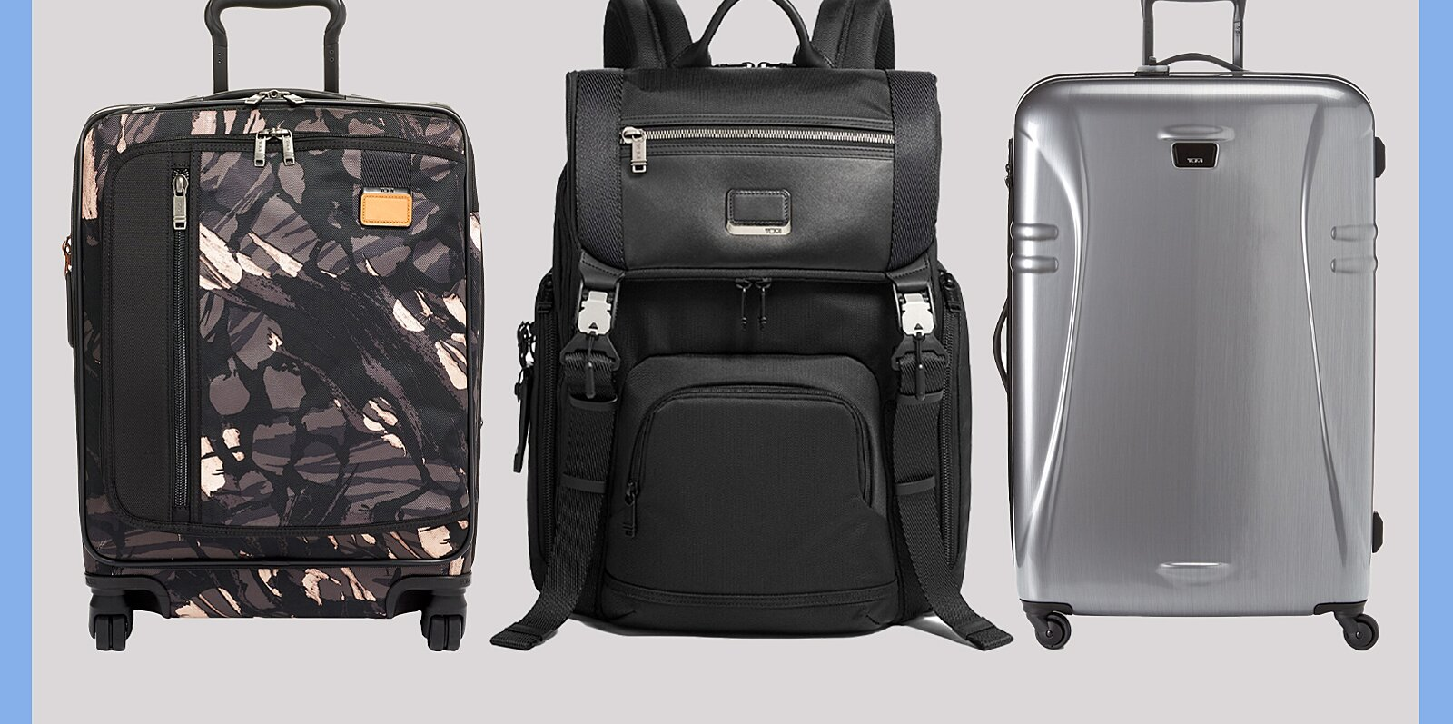 Tumi's Best-selling Suitcases and Bags Are Nearly Half Off in This Flash Sale