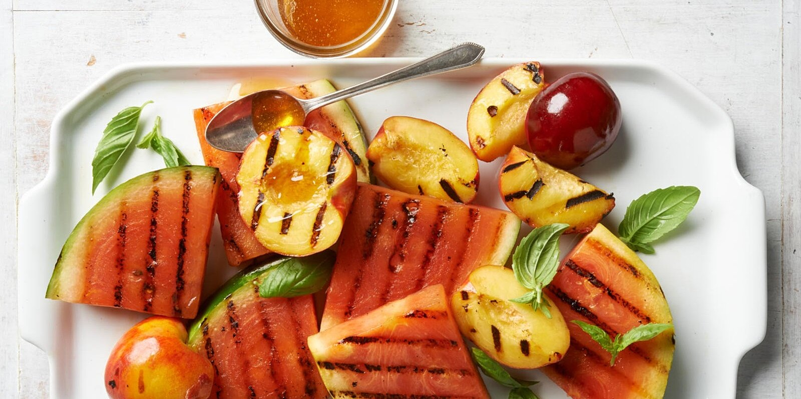 8 hot tips to make the best grilled fruit
