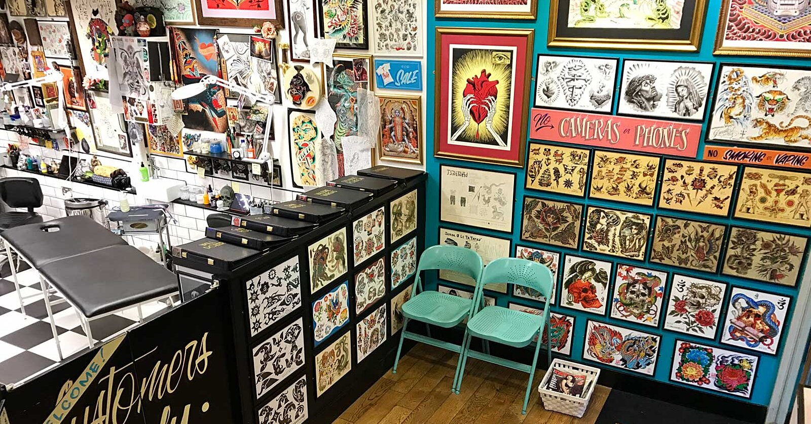10 Tattoo Parlors Around The World That Can Give You An Amazing And Permanent Souvenir Travel Leisure Come see why we're rated top amongst other tattoo shops. 10 tattoo parlors around the world that