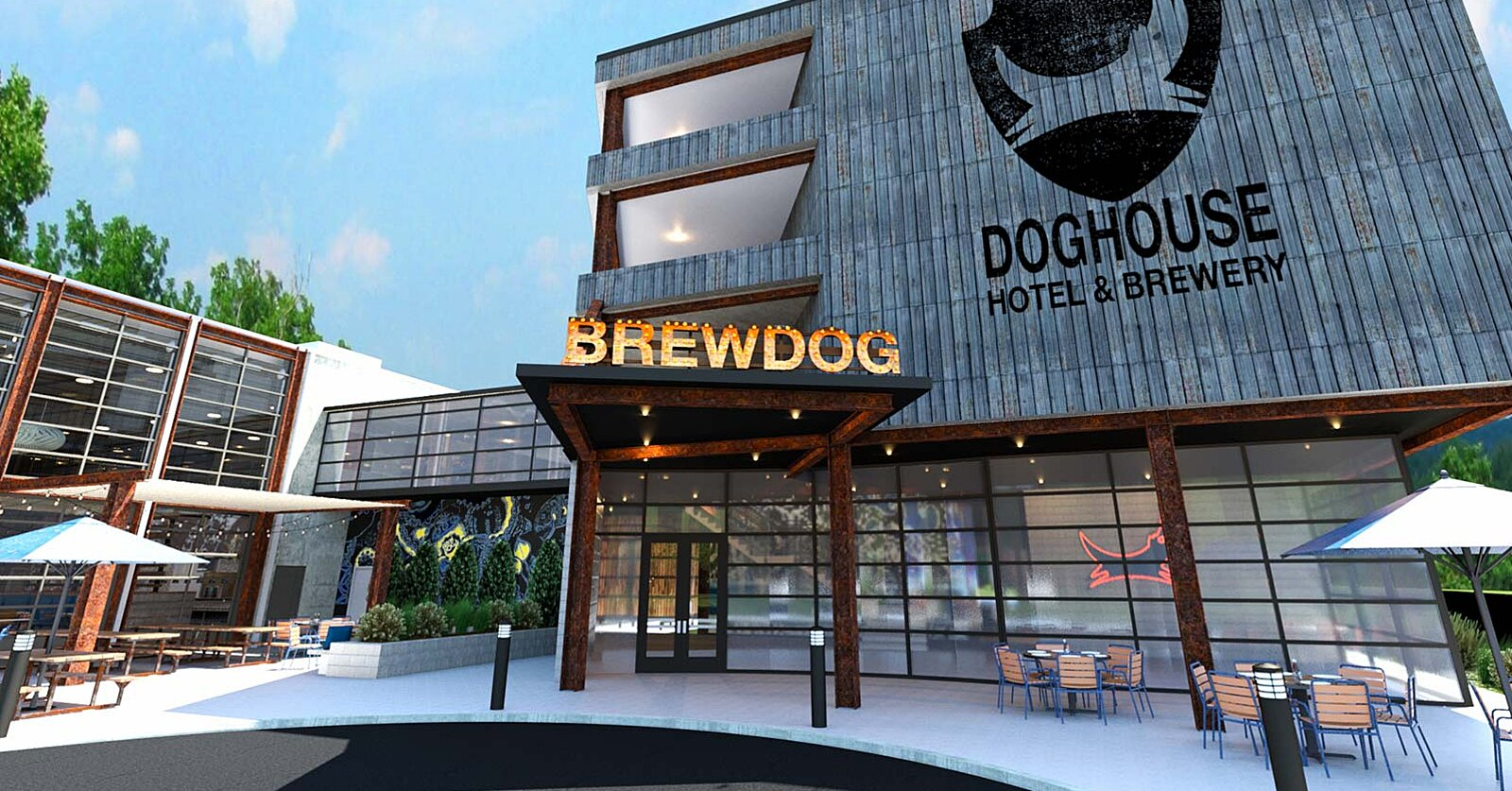 This Beer Hotel In Columbus Will Have An Ipa Filled Hot Tub And A Minibar In The Shower Travel Leisure