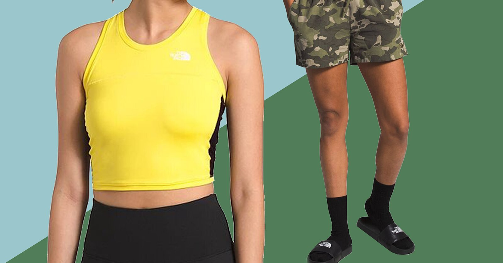 500+ North Face Styles — Including Jackets, Leggings, and Sports Bras — Are 40% Off Today
