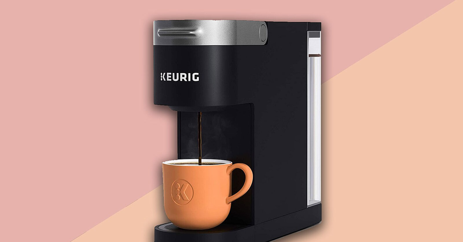 Keurig's Best-selling Single-serve Coffee Maker Is 55% Off for Black Friday Now