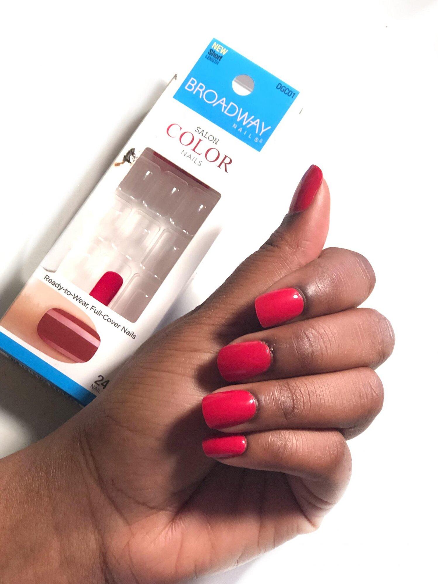 I Tried 1 Press On Nails And It Looks Like I Got A Fresh Gel Manicure Hellogiggles