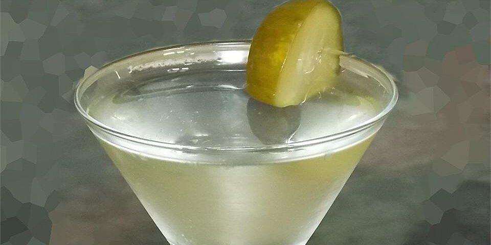 dill pickle martini recipe