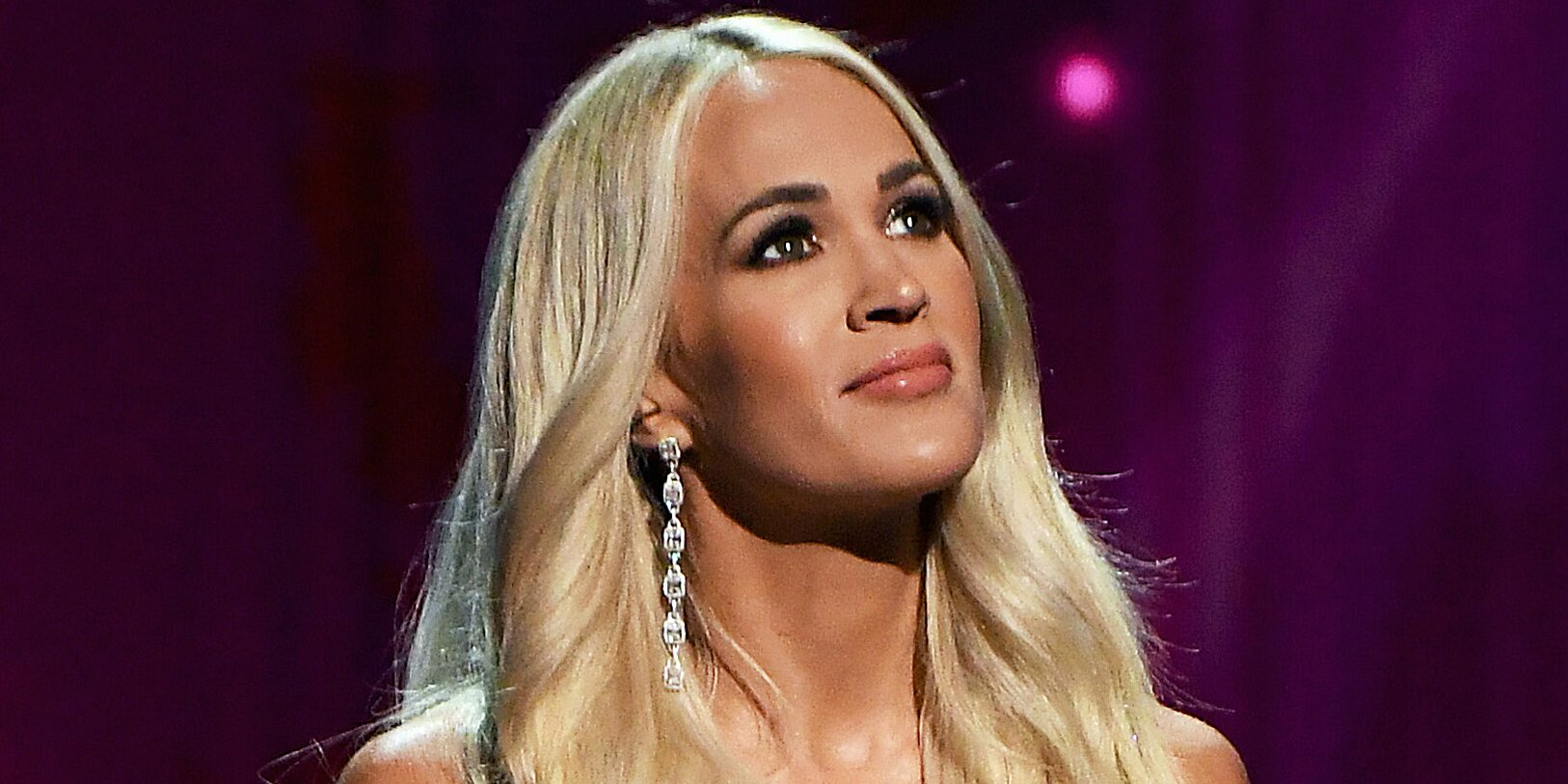 The Internet May Never Stop Talking About Carrie Underwood's Stunning ACMs Dress