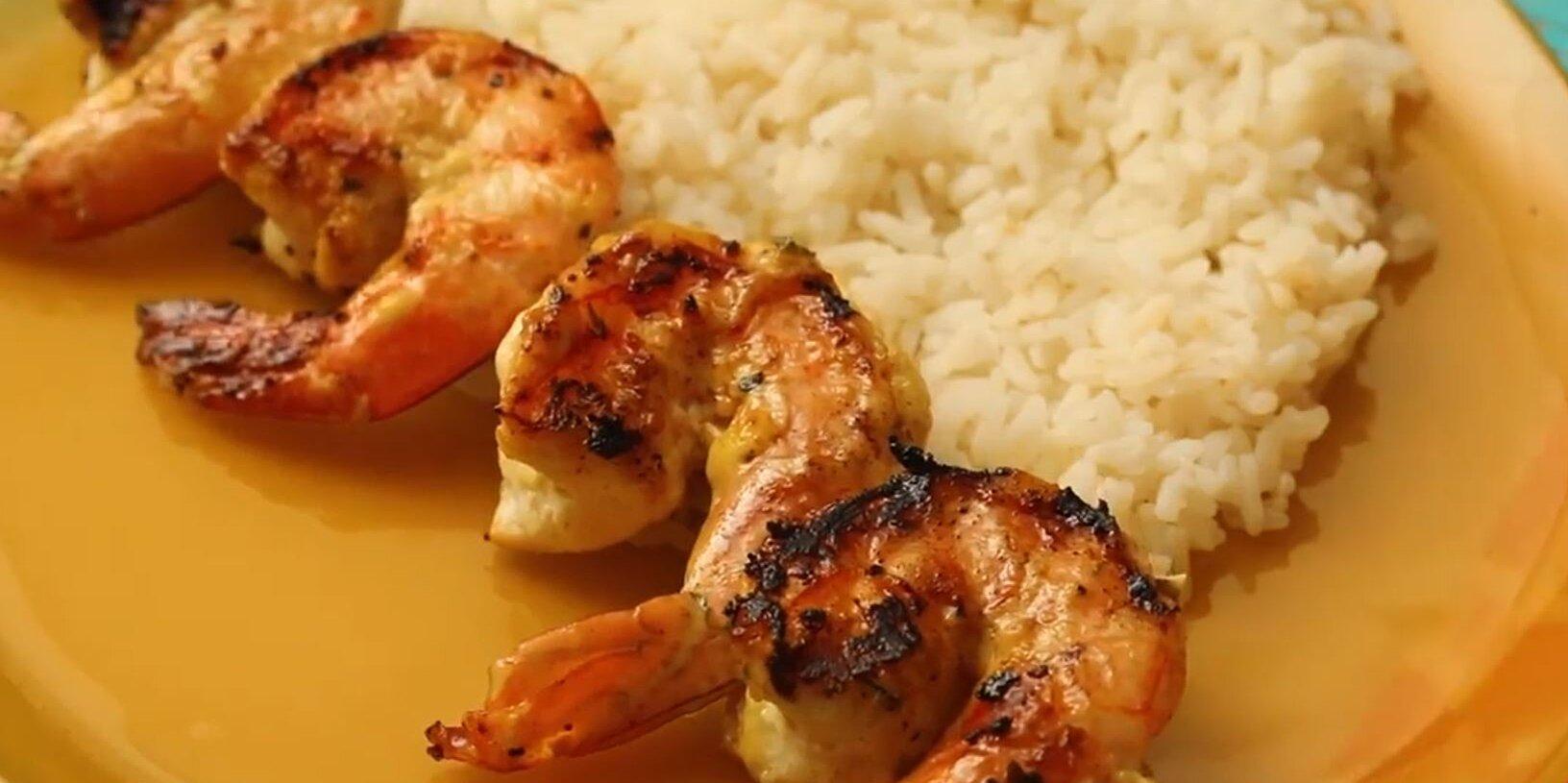 hawaiian beach shrimp recipe