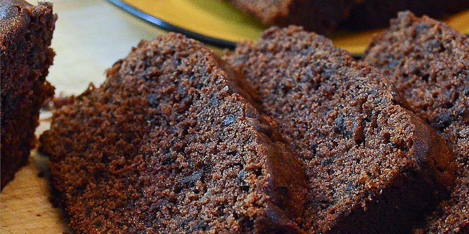 chocolate banana bread recipe