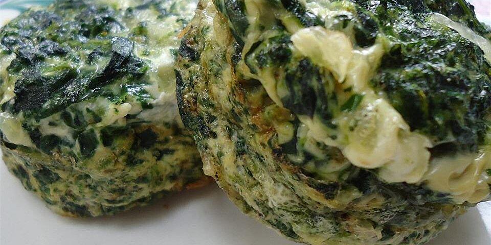 spinach egg white muffins recipe