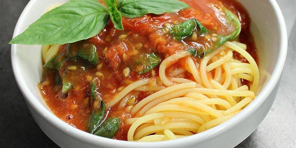sugo rosso red sauce recipe