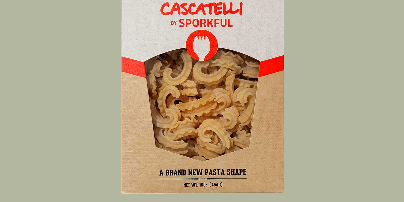 Everything You Need to Know About Cascatelli, the Brand-New Pasta Shape from Sfoglini
