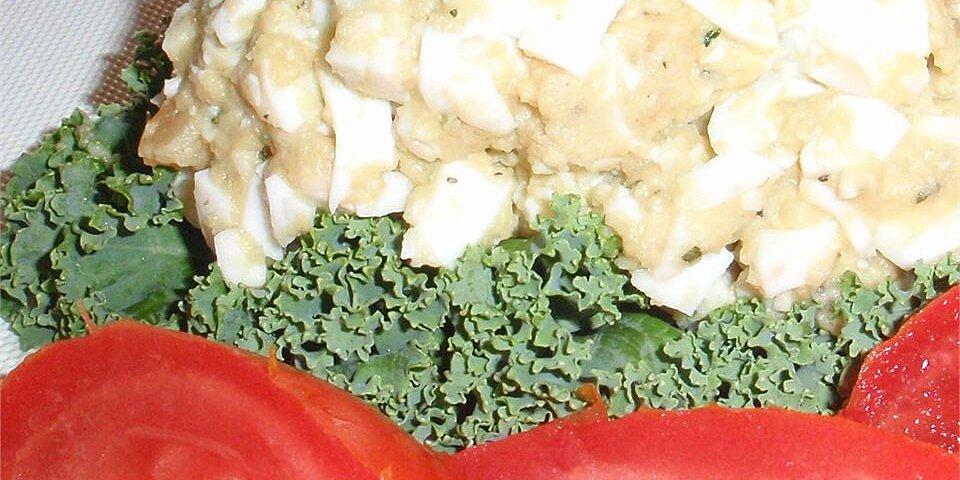 hummus egg salad recipe