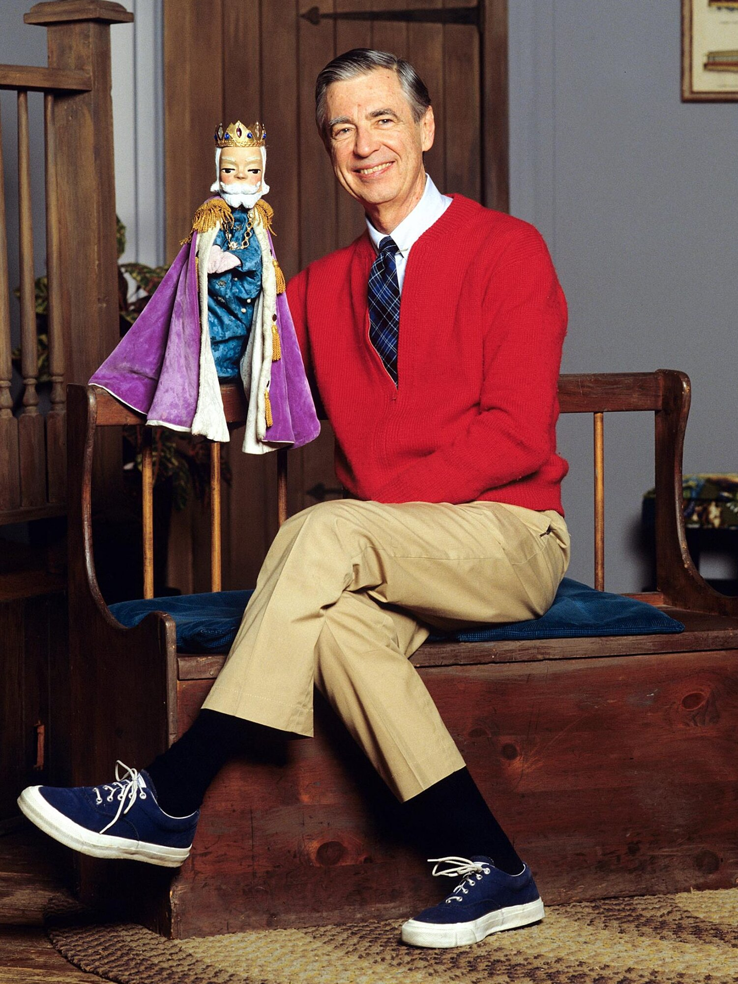 There Is A Sexy Mister Rogers Halloween Costume People Com