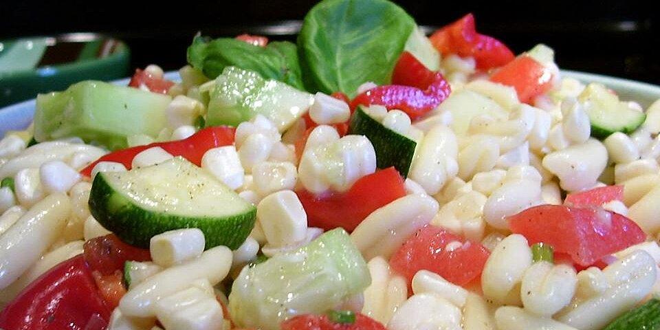 p j s fresh corn salad recipe