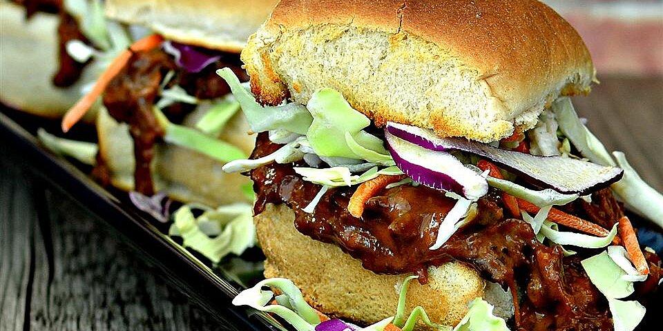 bbq beef brisket sandwiches recipe