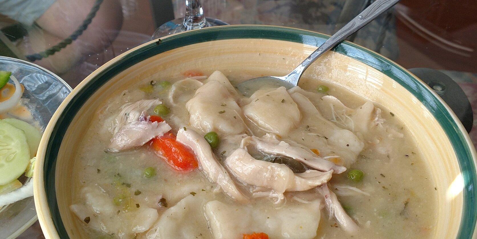 better than cracker barrel chicken n dumplings recipe