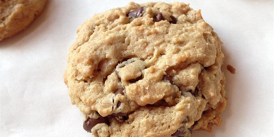 outrageous chocolate chip cookies recipe