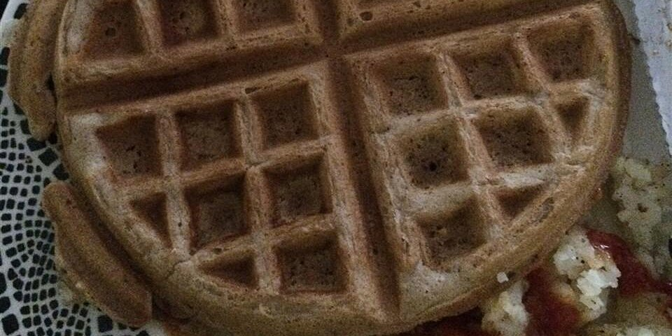 chocolate waffles ii recipe