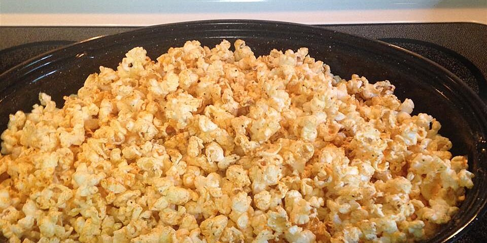 cajun spiced popcorn recipe