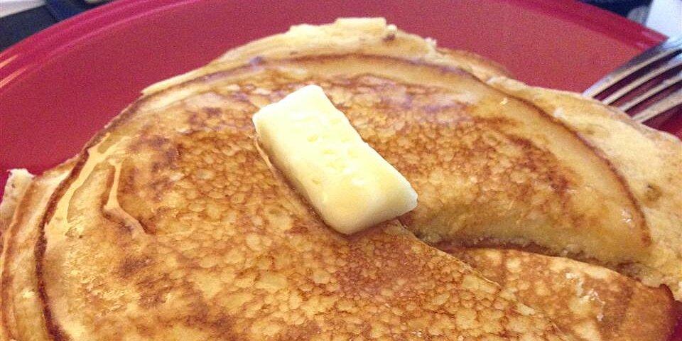 cornbread pancakes recipe