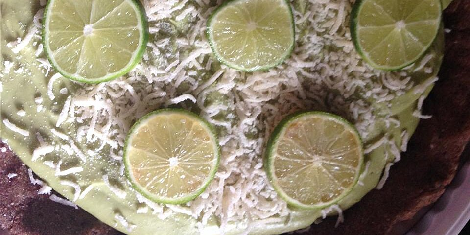 vegan key lime pie recipe