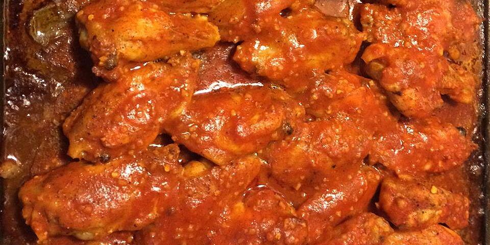 buffalo chicken wings iii recipe