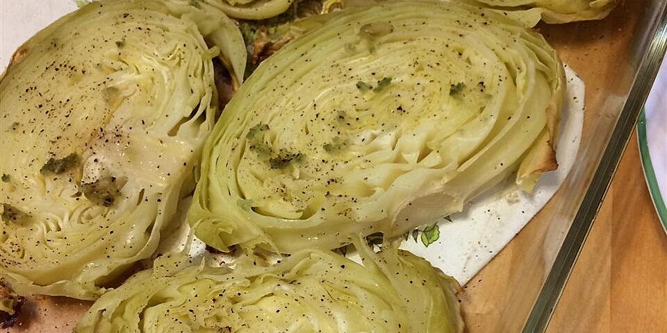 cabbage steaks recipe