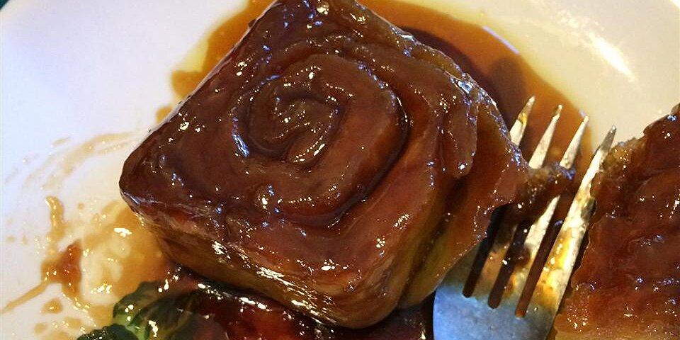 sticky buns ii recipe