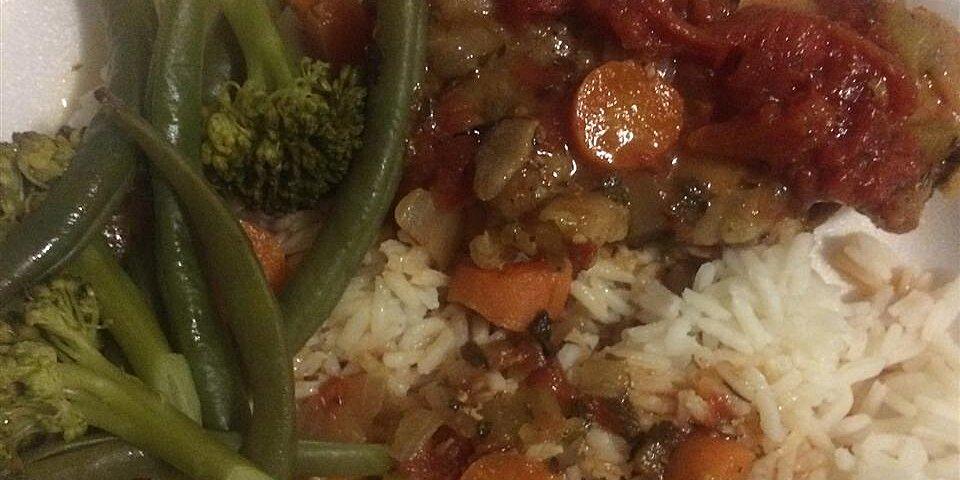 contadina stove top tomato braised chicken recipe