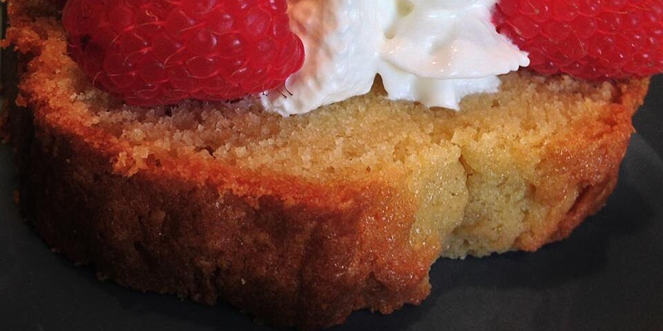ultimate butter pound cake recipe