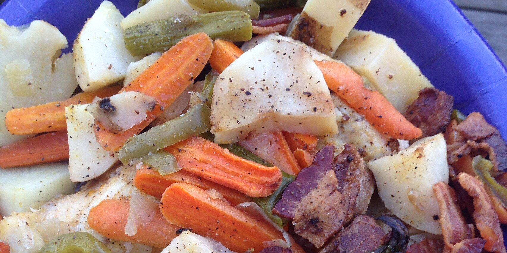 chicken hobo recipe