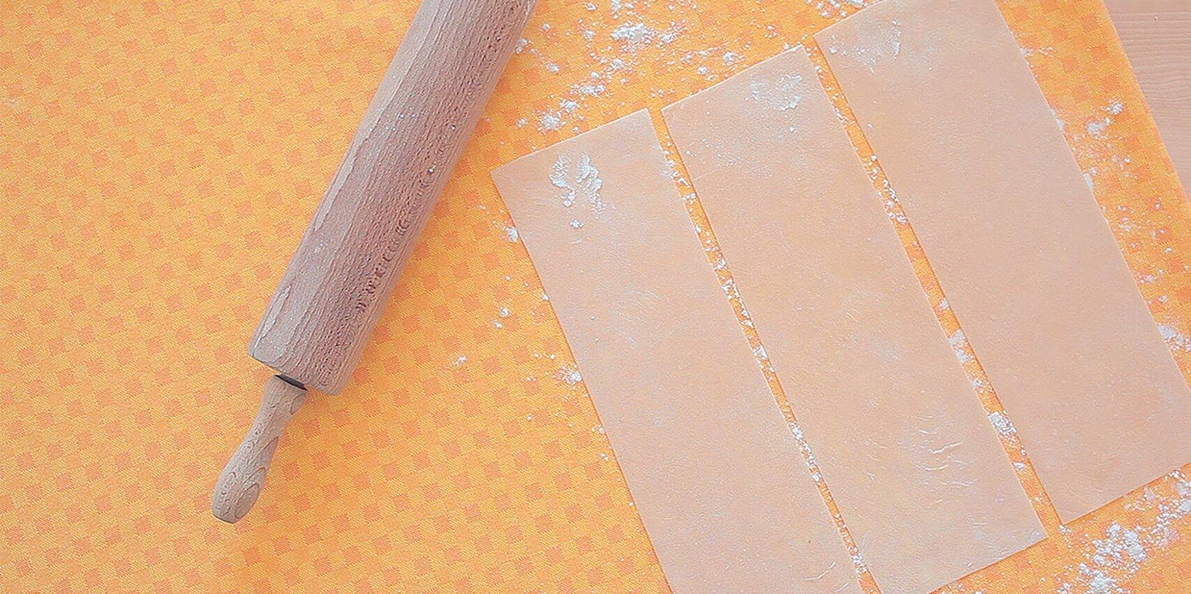 homemade lasagna sheets recipe