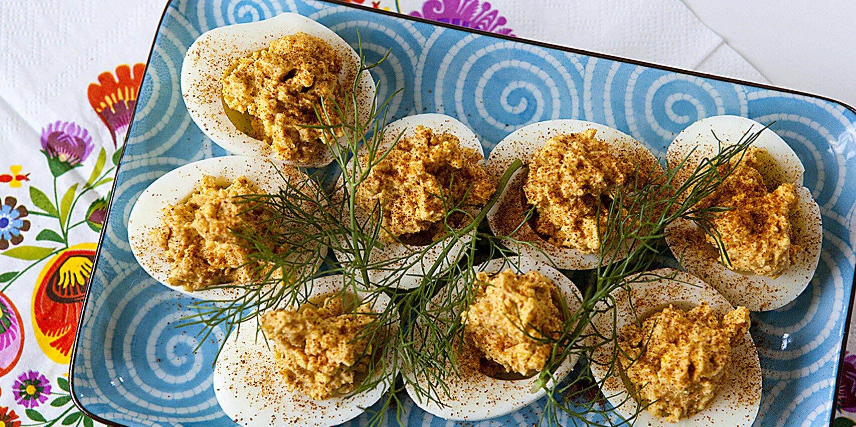 deviled eggs i recipe