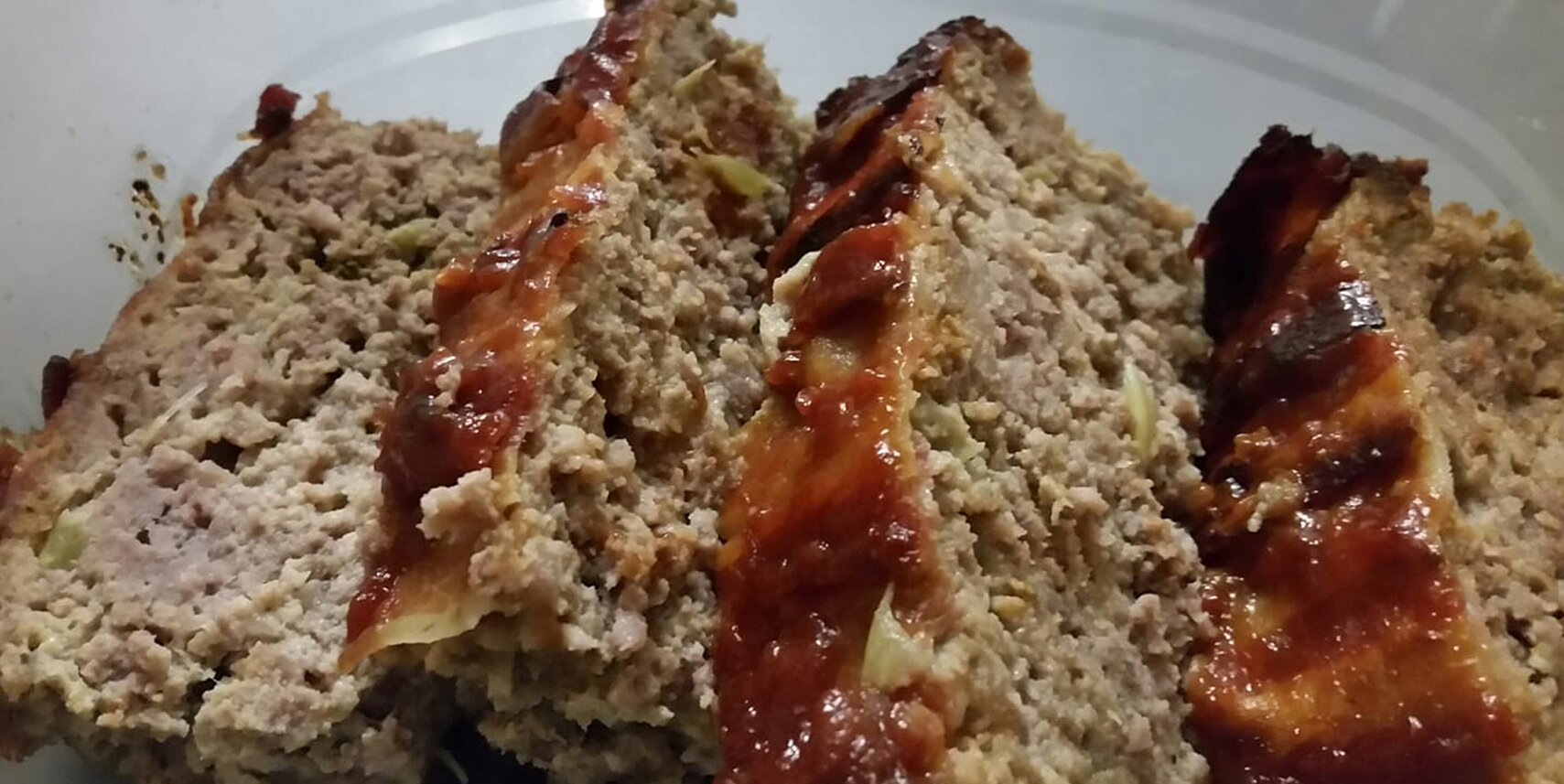 bacon wrapped meatloaf with brown sugar glaze recipe
